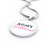 Army Girlfriend - Luxury Necklace - Unique Gifts Store