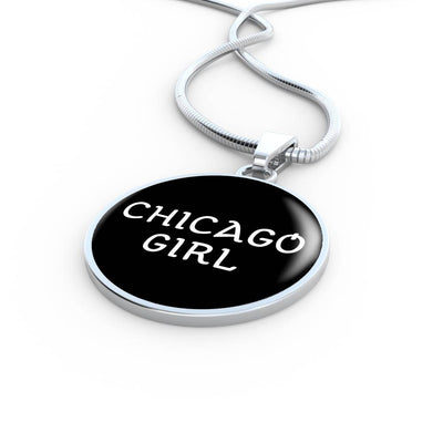 Chicago Girl v1 - Luxury Necklace