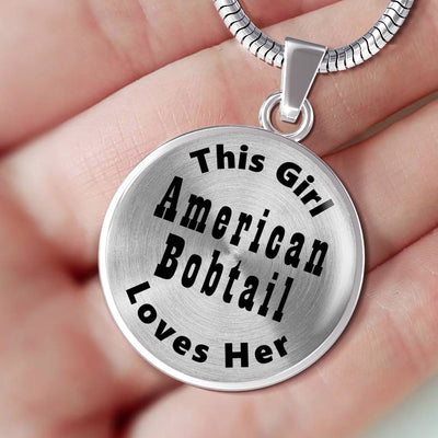 American Bobtail - Luxury Necklace
