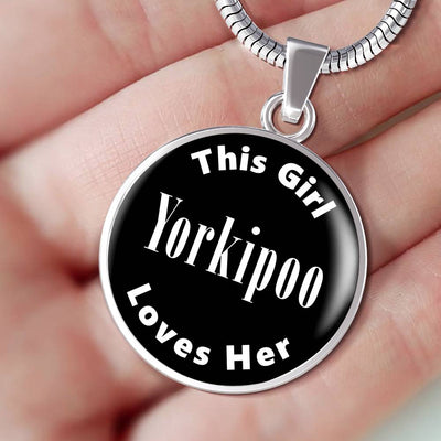 Yorkipoo v2 - Luxury Necklace