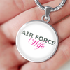 Air Force Wife - Luxury Necklace