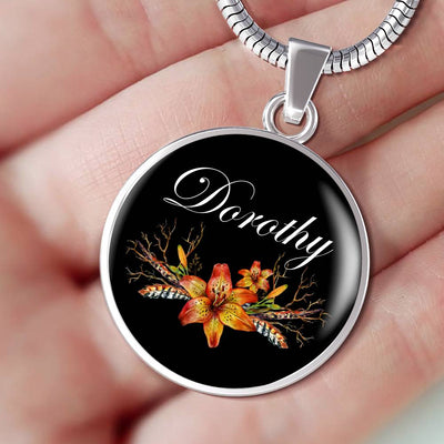 Dorothy v3b - Luxury Necklace
