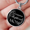 German Shepherd Mom - Luxury Necklace