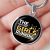 The Hottest Girls Running - Luxury Necklace