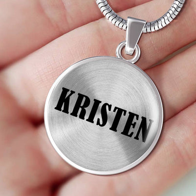 Kristen v01 - Luxury Necklace