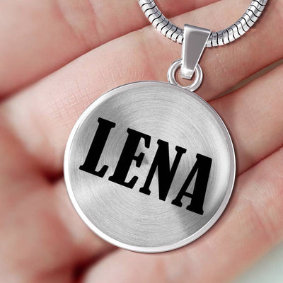 Lena v01 - Luxury Necklace
