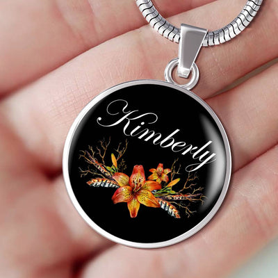 Kimberly v3b - Luxury Necklace