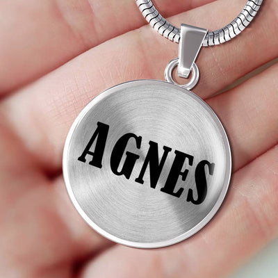 Agnes v01 - Luxury Necklace