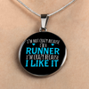 I'm a Runner - Luxury Necklace