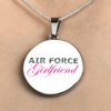 Air Force Girlfriend - Luxury Necklace