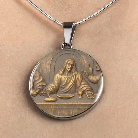 Last Supper - Luxury Necklace