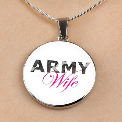 Army Wife - Luxury Necklace