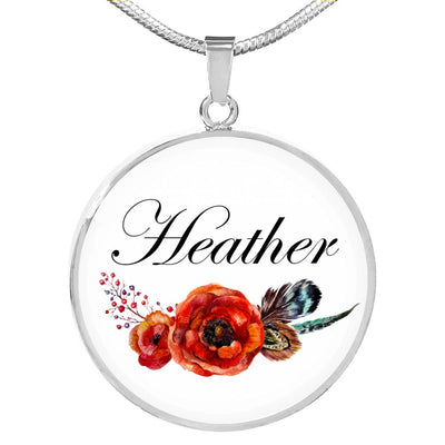 Heather v7 - Luxury Necklace