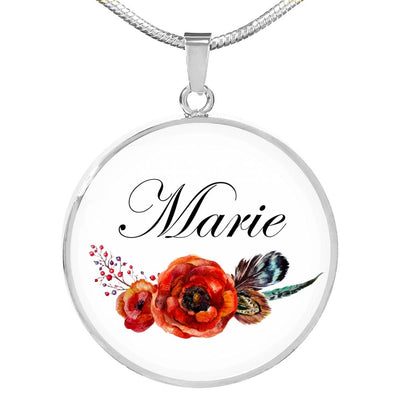 Marie v7 - Luxury Necklace