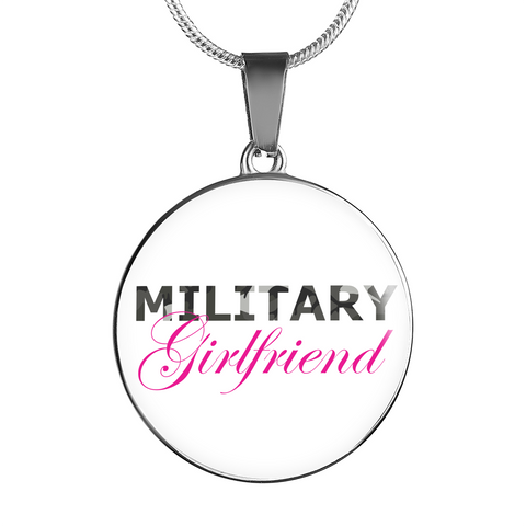 Military Girlfriend - Luxury Necklace