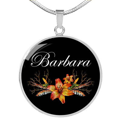 Barbara v3b - Luxury Necklace