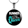 Running Queen - Luxury Necklace