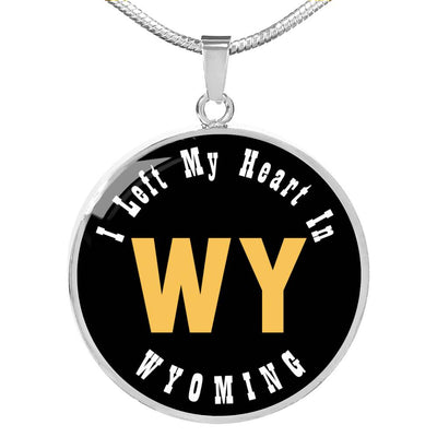 Heart In Wyoming - Luxury Necklace