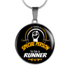 To Be a Runner - Luxury Necklace