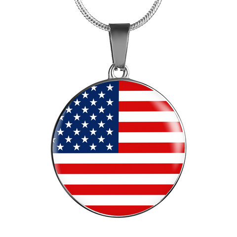 American Pride - Luxury Necklace