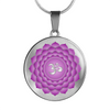 Crown Chakra (Sahasrara) v2 - Luxury Necklace