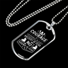 Courage - Luxury Dog Tag Necklace