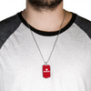 Canada Dad - Luxury Dog Tag Necklace