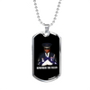 Remember The Fallen - Luxury Dog Tag Necklace