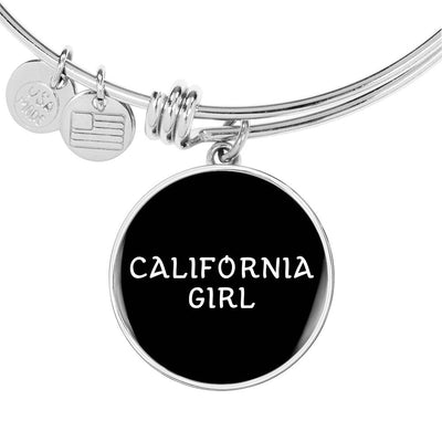California Girl v1 - Bangle Bracelet