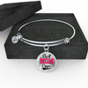 Best Mom Ever - Bangle Bracelet