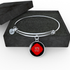Root Chakra (Muladhara) - Bangle Bracelet