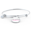 Air Force Girlfriend - Bangle Bracelet - Unique Gifts Store