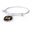 Heart In California - Bangle Bracelet