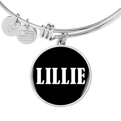 Lillie v02 - Bangle Bracelet