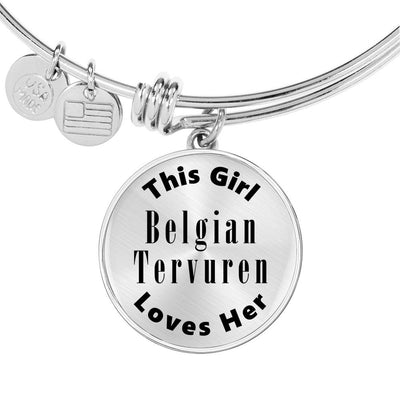 Belgian Tervuren - Bangle Bracelet