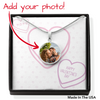 Happy Valentine's Day - Candy Hearts - Buyer Upload Luxury Necklace