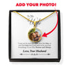 004 - To Wife From Husband - Buyer Upload 18k Gold Finished Luxury Necklace
