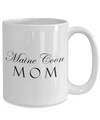 Maine Coon Mom - 15oz Mug - Unique Gifts Store