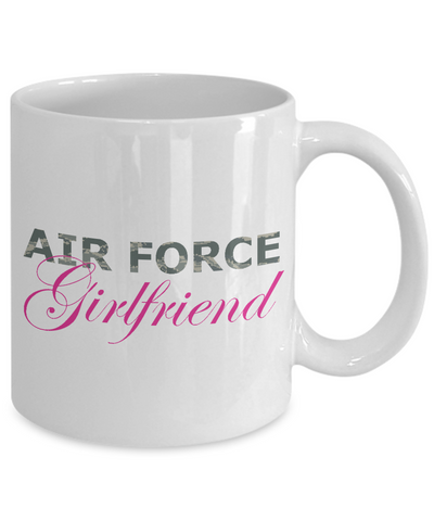 Air Force Girlfriend - 11oz Mug