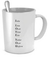 I Love You - Mug - Unique Gifts Store