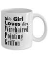 Wirehaired Pointing Griffon - 11oz Mug - Unique Gifts Store