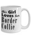 Border Collie - 15oz Mug