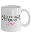 Air Force Veteran's Girl - 11oz Mug - Unique Gifts Store