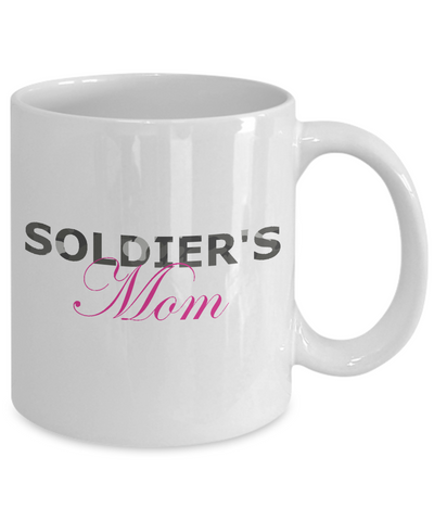 Soldier's Mom - 11oz Mug