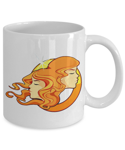 Zodiac Sign Gemini - 11oz Mug