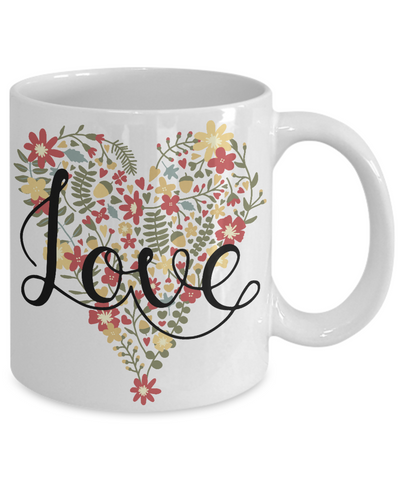 Love - 11oz Mug - Unique Gifts Store