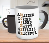 Mother - Color Changing Mug - Unique Gifts Store