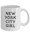 New York City Girl - 11oz Mug - Unique Gifts Store