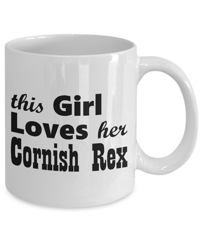 Cornish Rex - 11oz Mug