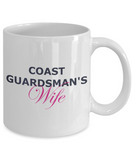 Coast Guardsman's Wife - 11oz Mug - Unique Gifts Store